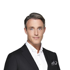 CMA Host – Ben Mulroney