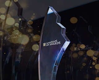 CLA 2019 Nominations open for first-ever Canadian Law Awards